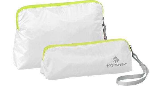 Eagle Creek Pack-It Specter Wristlet Set White/Strobe